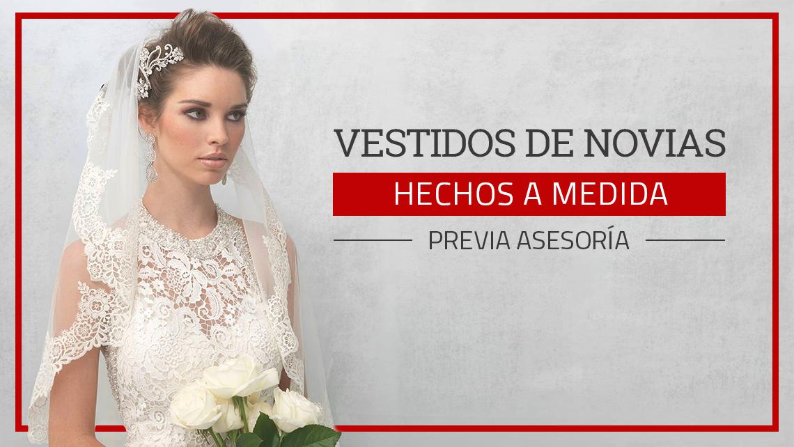 Modelos de vestidos de novia para matrimonio religioso