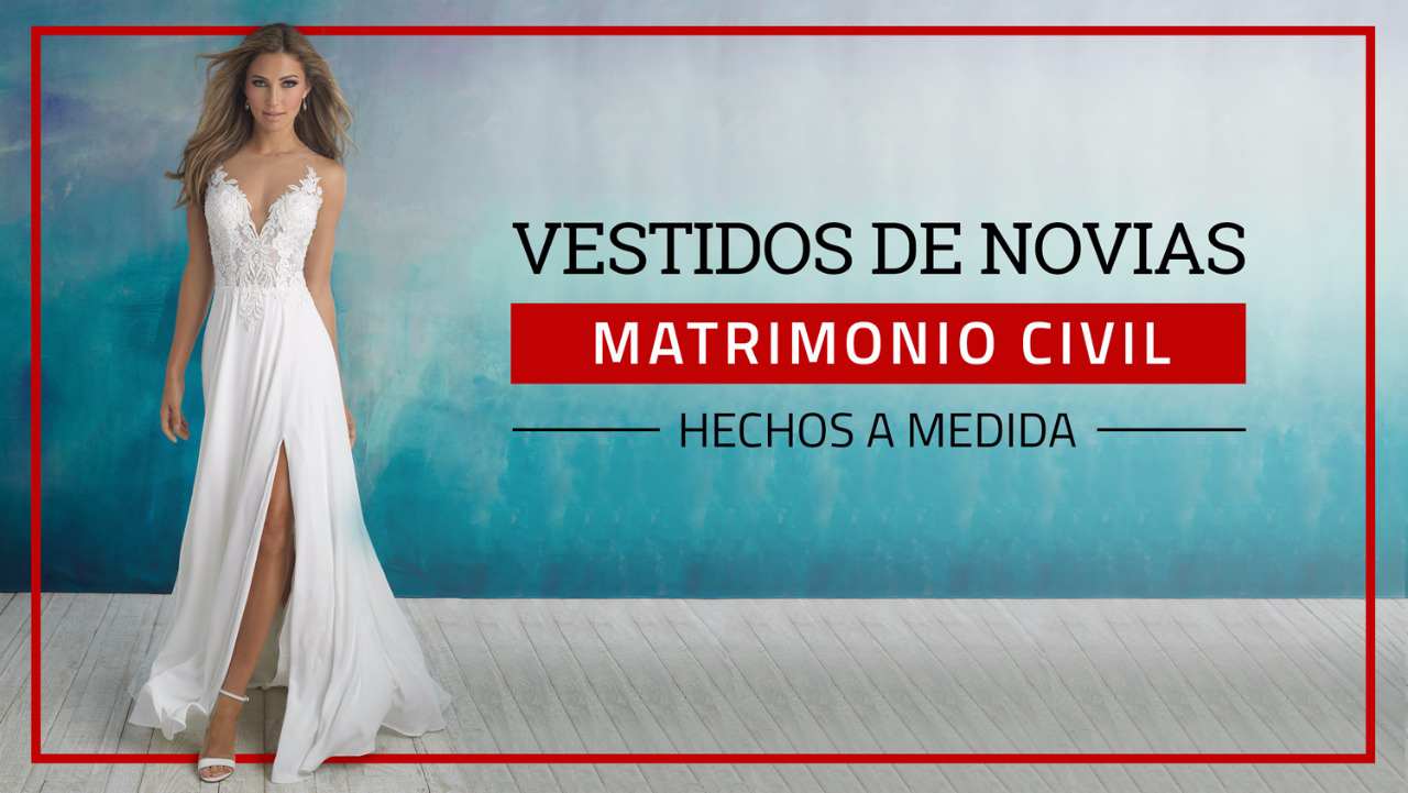 Vestidos de Matrimonio Civil